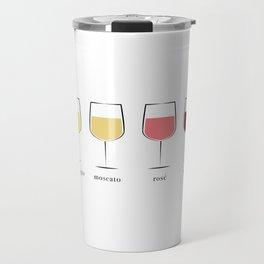 Wine Spectrum Travel Mug