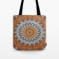 leopard Tote Bags featuring Leopard by Kimberly McGuiness