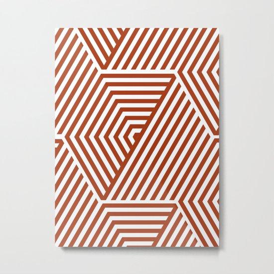 Labirinto Metal Print