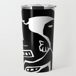 Fight Video Travel Mug