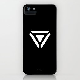 Project logo iPhone Case