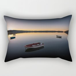 Sunrise over Knysna Lagoon in Western Cape, South Africa Rectangular Pillow