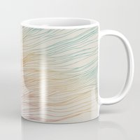 huebucket Mugs featuring FADE by Huebucket