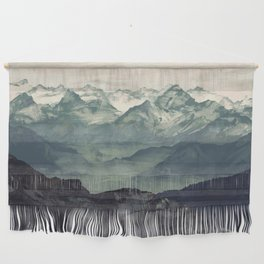 Mountain Fog Wall Hanging