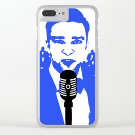 JT Clear iPhone Case
