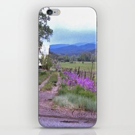 Dames Rocket Ranch by CheyAnne Sexton iPhone Skin