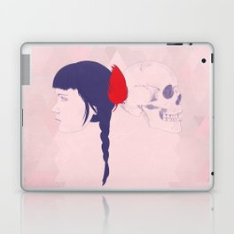 skull+face Laptop & iPad Skin