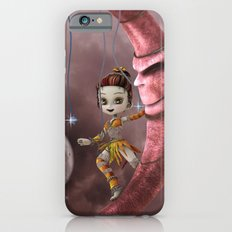 dancing on the moon iPhone 6s Slim Case