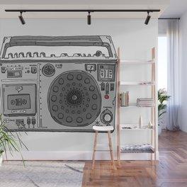 Jx3 Music Series - FOUR Wall Mural