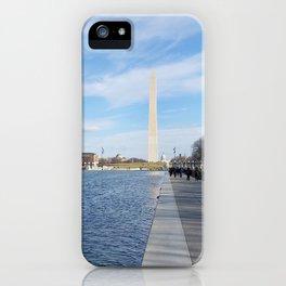 Washington DC photography iPhone Case