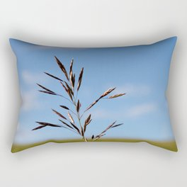 Summer is totally thrilling, and gone before you know it. Rectangular Pillow