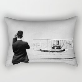 Wright Brothers Rectangular Pillow