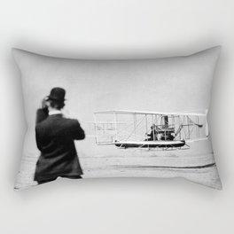 Wright Brothers Rectangular Pillow