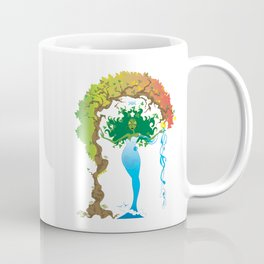 Gaea Coffee Mug