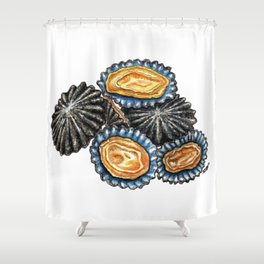 Patella Shower Curtain