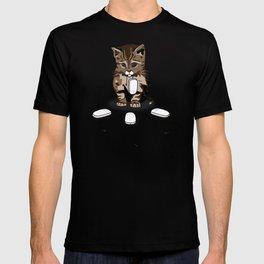 Eyes of cat T-shirt