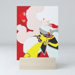 Sesshmaru Mini Art Print