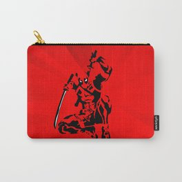 Dead Pool in Action Carry-All Pouch