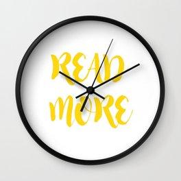 READ MORE.  Wall Clock