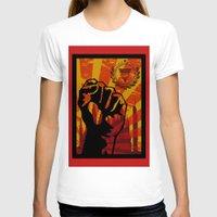 propaganda T-shirts featuring Propaganda I by blurdvizionz