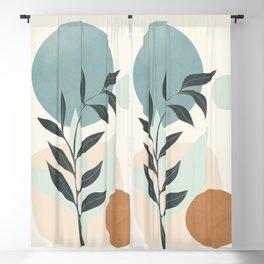 Azzurro Shapes No.53 Blackout Curtain