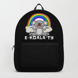 Koalas for E-koala-ty | Equality Backpack