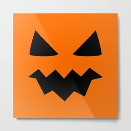 This is Halloween - Pumpkin Metal Print