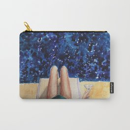 Beach Story Part1 Carry-All Pouch