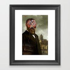 Cthulhu II Framed Art Print