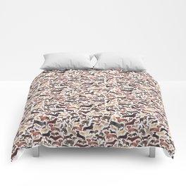 Dachshund Comforters