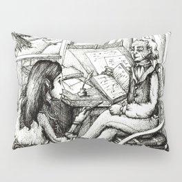 Poetry club Pillow Sham