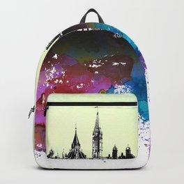 Design 106 Ottawa Skyline Backpack