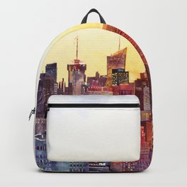 Sunshine in NYC Backpack