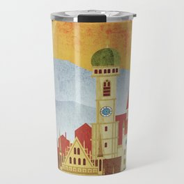 Munich Germany Travel Mug