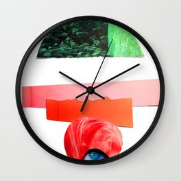 Uplook Wall Clock