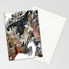 The Glass Menagerie Stationery Cards