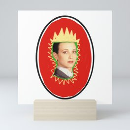 Queen Art Mini Art Print