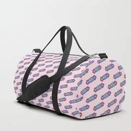 Skateboard pattern II Duffle Bag