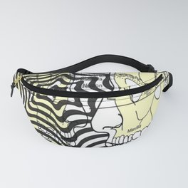 Optical Delusion Fanny Pack