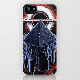 Ancient Astronauts iPhone Case