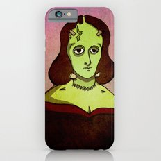 Prophets of Fiction - Mary Shelley /Frankenstein Slim Case iPhone 6s