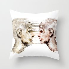 Love is all ! Throw Pillow