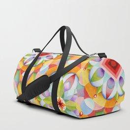 Big Top Mandala Duffle Bag