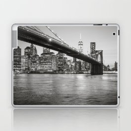 After Sunset in Brooklyn Laptop & iPad Skin