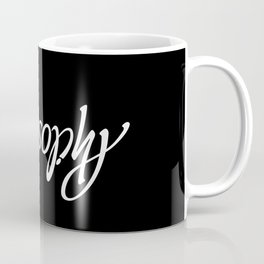 Philosophy Coffee Mug