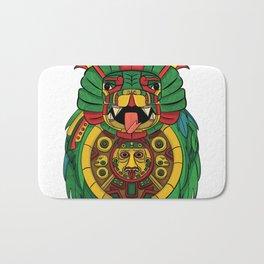 Quetzalcoatl Legacy Bath Mat