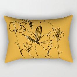 Remember The Small Joys Of Spring Rectangular Pillow