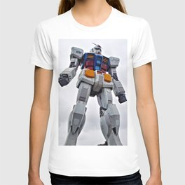 Mobile Suit Gundam T-shirt
