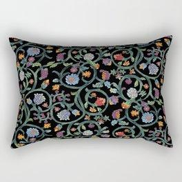 Tudor Vines Rectangular Pillow