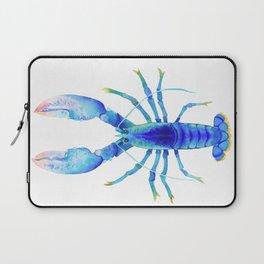 Light Blue Lobster Laptop Sleeve